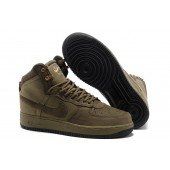 air force 1 uomo gialle